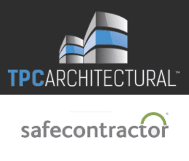 TPC Architectural Logo - Safe Contractor