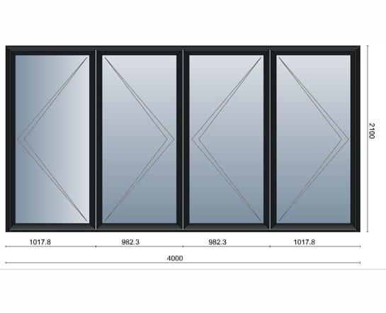Folding Door (5 Pane)